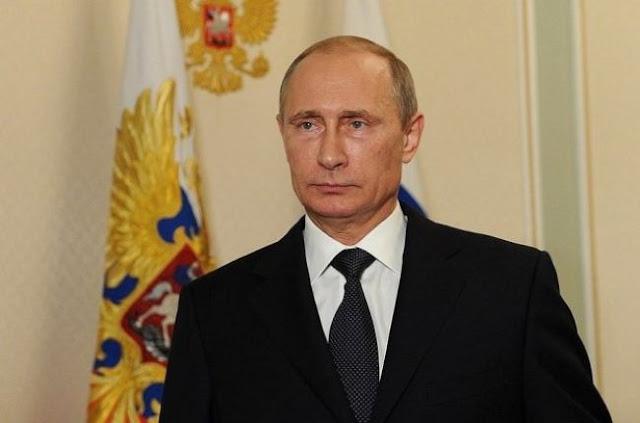 Πούτιν: Η λύση στο Κυπριακό θα είναι προς όφελος της ασφάλειας στην Αν. Μεσόγειο