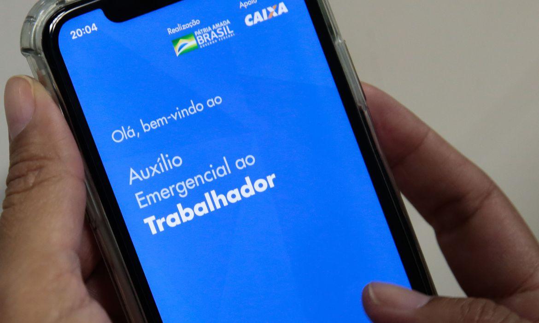Auxílio emergencial: Caixa pagou até este sábado R$ 60 bilhões