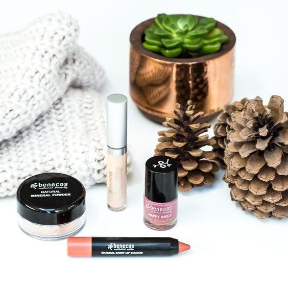 Passatempo De Natal  Kit De Maquilhagem Benecos