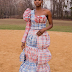 Would you rock this 'Ghana Must Go' inspired outfit?
