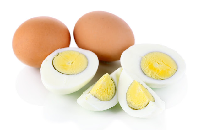 Calories In Boiled Egg White