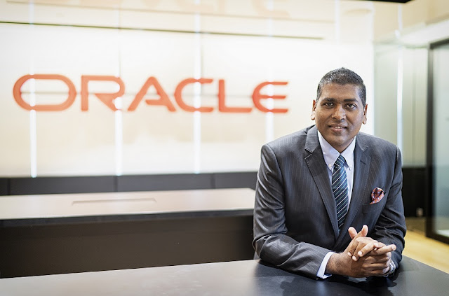 Oracle Cherian Varghese Photo