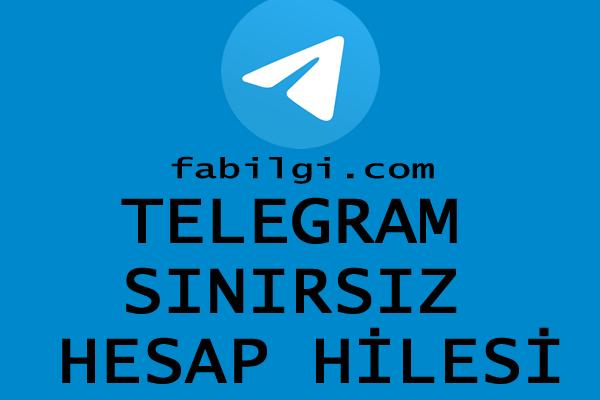 Telegram Sınırsız Hesap Açma Hilesi Fake Numara 2021
