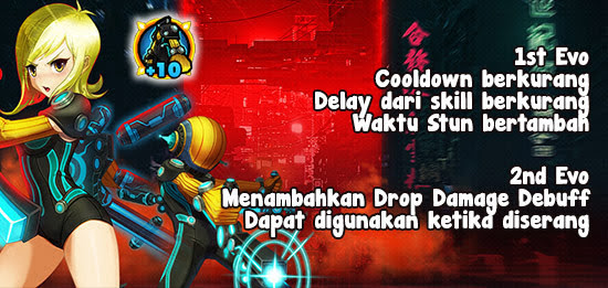 Psychic Armor Evolution Lost Saga Indonesia