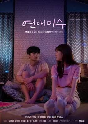Failing in Love Drama Korea 2019 - Review dan Sinopsis Lengkap