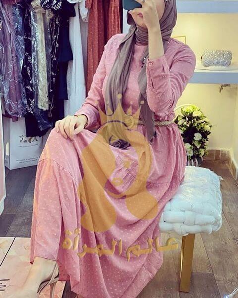 موديلات حجابات صيفية