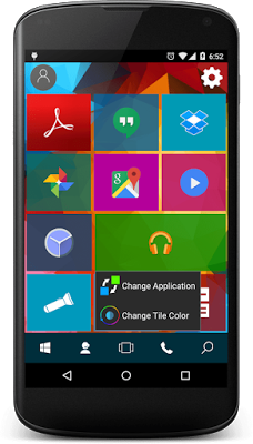 Win 10 Launcher Pro V1.5 Apk-screenshot-2