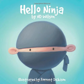 Hello Ninja - Children's Picture Book