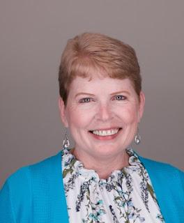 Patty Smith Hall Headshot