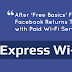 Facebook's Express WiFi Android App out