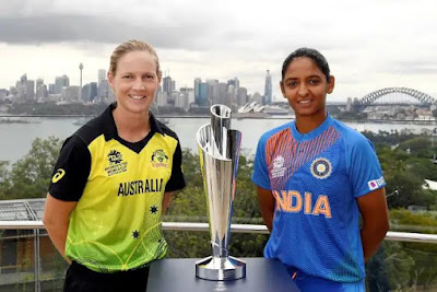 Women's T20 World Cup 2020: India vs Australia