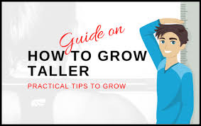 how to grow tall