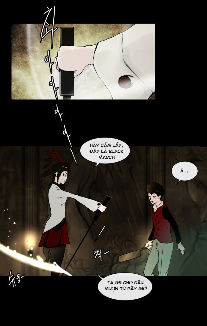 Tower of God chapter 2 trang 38