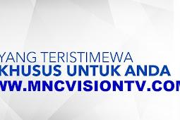 Harga Paket Channel MNC Vision Per Bulan