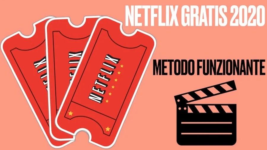 come avere gratis netflix craccato 2020