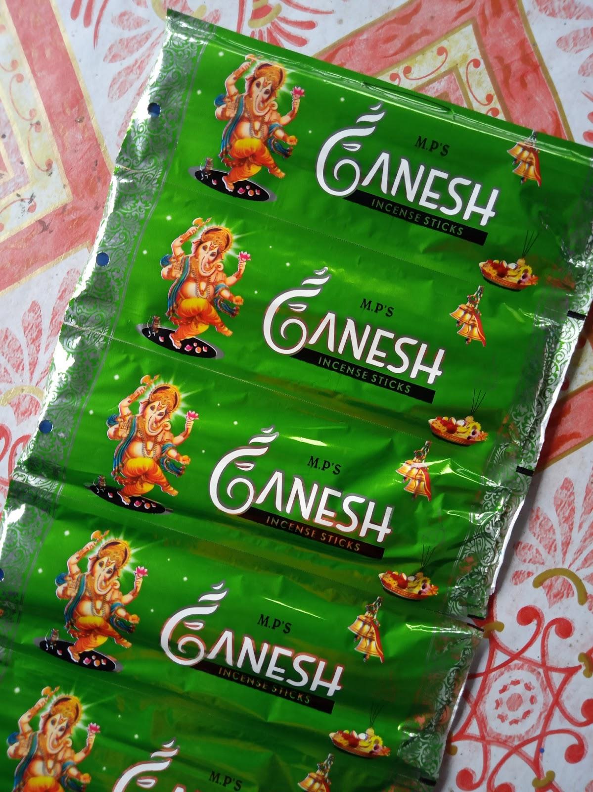 Dupa Renceng Ganesh Hijau