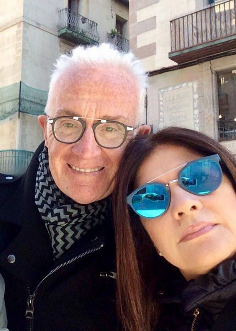 Pedro Carcuro cuenta su historia de amor