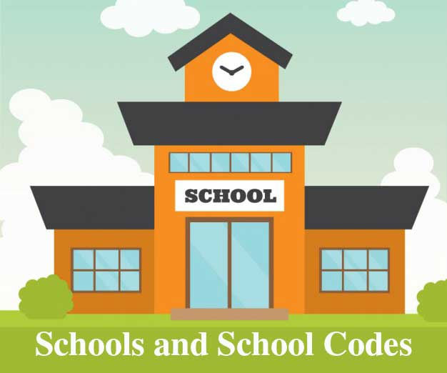 HSE Plus One,Plus Two school codes