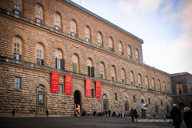 Florencja - Dom z Kamienia
