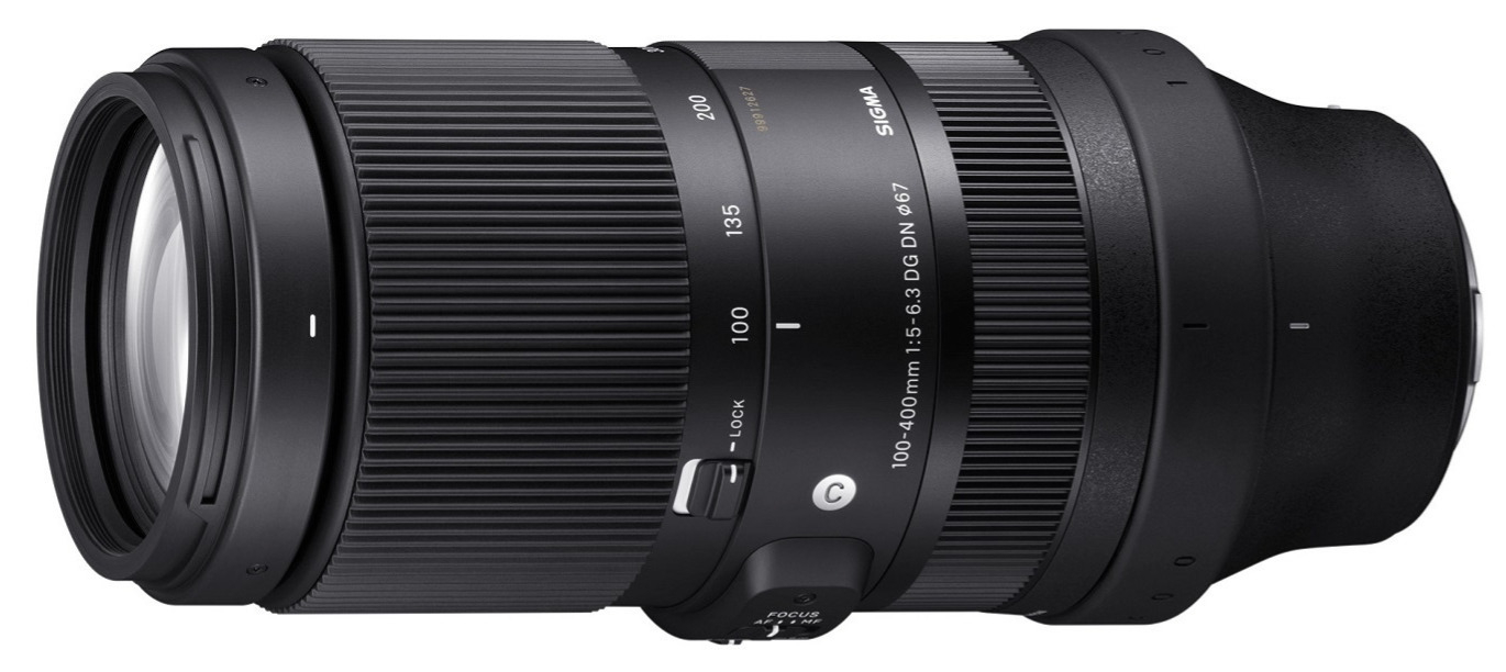 Sigma 100-400mm f/5-6.3 DG DN OS Contemporary