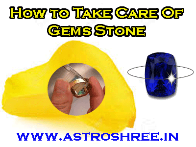 ways to keep gems stone clean and powerful