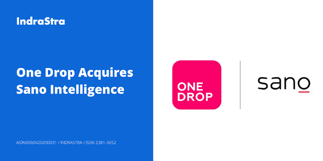 One Drop Acquires Sano Intelligence | One Drop has acquired all the assets and intellectual property of Sano Intelligence, Inc. which include Sano's continuous glucose sensing platform