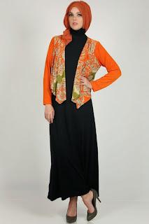 Model Seragam Guru Wanita Modern Berjilbab