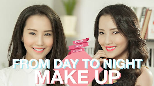 Makeup Tutorial: From Day To Night