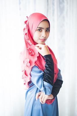 foto hijab pengantin 2017 foto hijab rina nose cewek cantik wajah lembut calon tante
