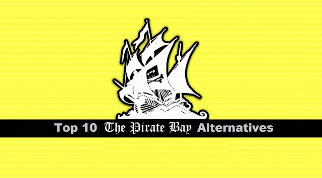 10 Best Pirate Bay Alternatives To Use When TPB Is Down