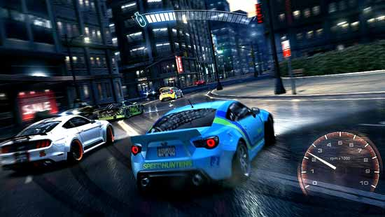 Need for Speed No Limits Mod Apk Download