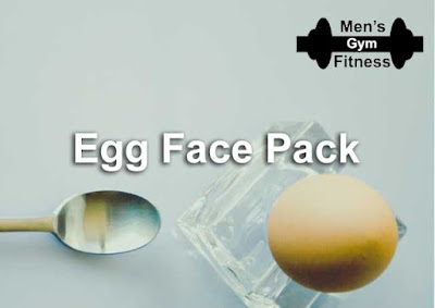 8 Homemade Face Pack Will Make Your Face Glowing & Oil Free In Summer:- Egg Face Pack