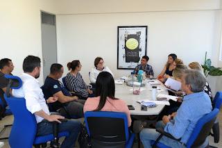 Reunião no Campus Cuité da UFCG discute saúde mental dos universitários