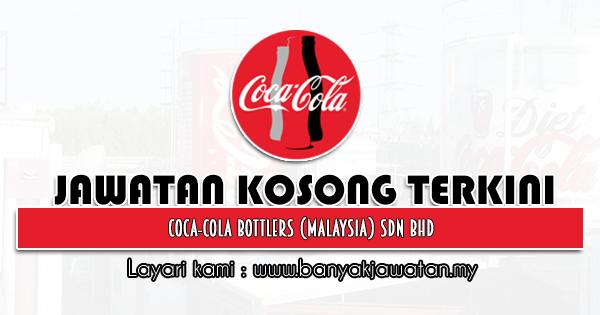 Jawatan Kosong 2021 di Coca-Cola Bottlers (Malaysia) Sdn Bhd