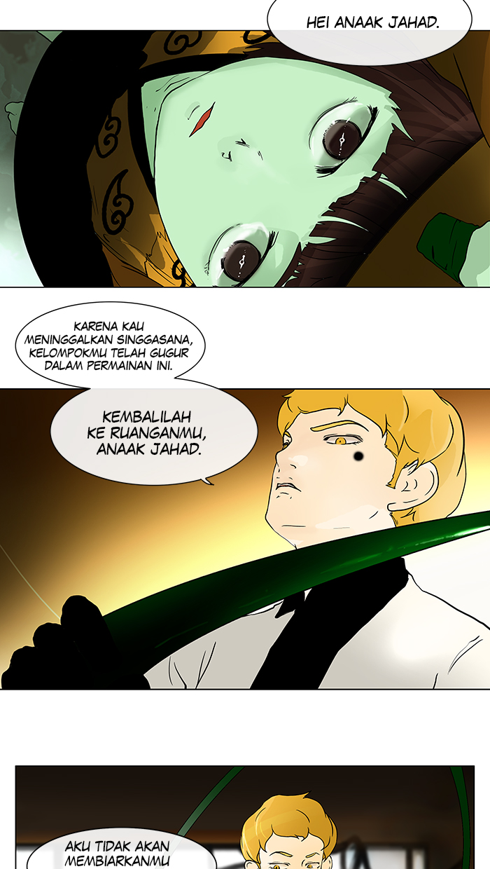 Tower of God Bahasa indonesia Chapter 19