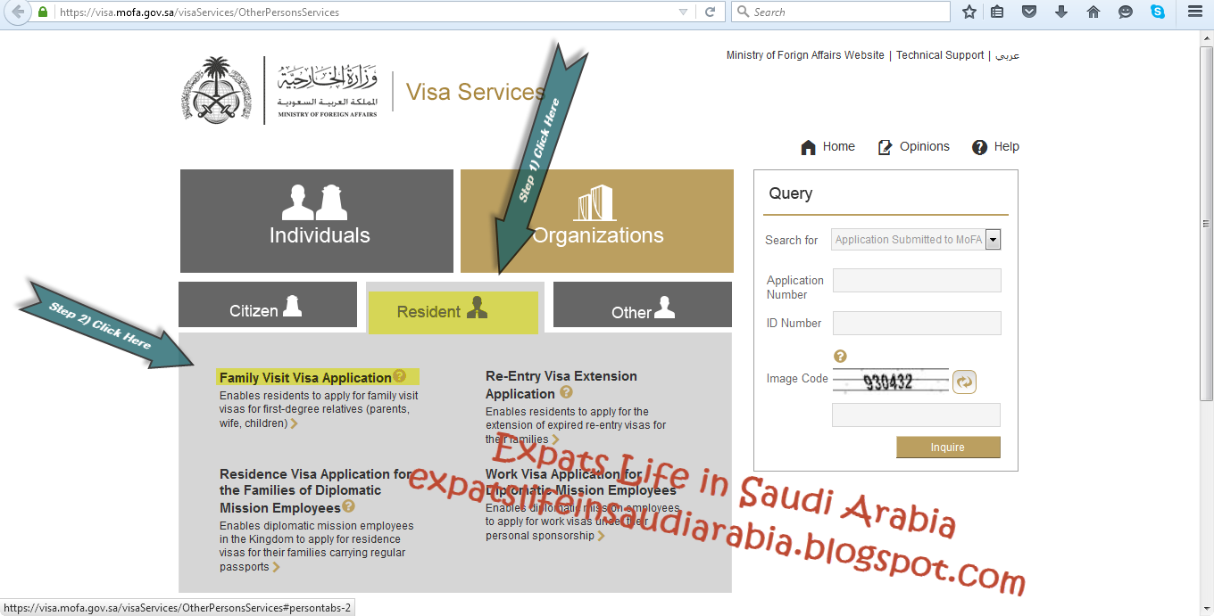 I Am Volunteer How To Apply For Family Wife Sister Parents Visit Visa For Saudi Arabia