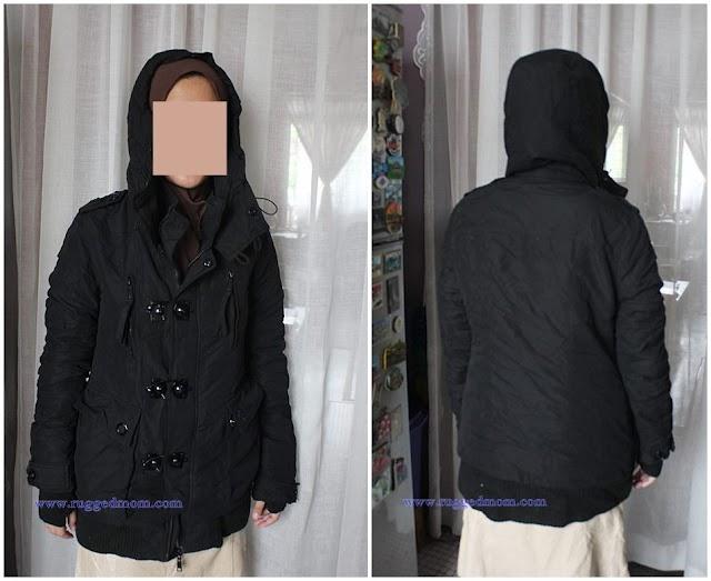 WTS | Winter wear - jaket, mafla, segala...