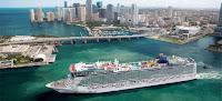 Puerto más importante de entrada de mercancia de Miami