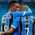Grêmio vence o Vasco com gols de Barrios e Luan