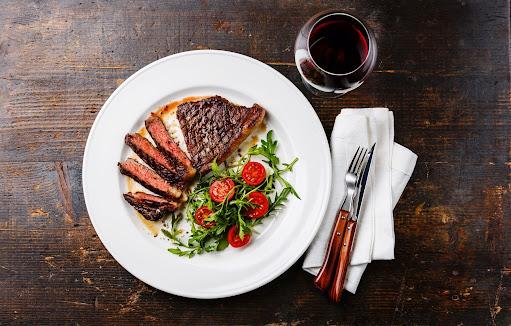 Выиграй ужин на двоих в ресторане Marins Park Hotel Sochi