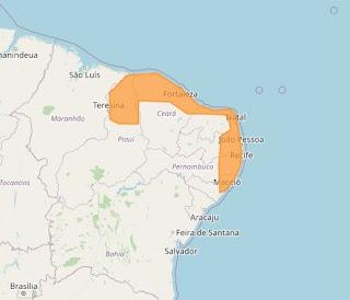 Confira:  98 cidades da PB estarão em estado de alerta segundo nota emitida pelo Inmet