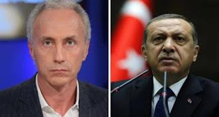 Travaglio: Merdogan, il giornalista attacca il Presidente Turco Erdogan. Siete d'accordo con lui?