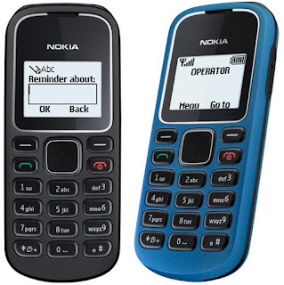 Spesifikasi HP Jadul Nokia 1280 Keluaran Tahun 2009