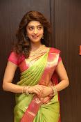 pranitha glam pics in saree-thumbnail-11