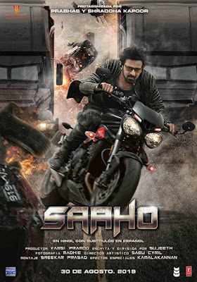 Saaho 2019 Watch Online Full Hindi Dubbed Movie Download 720p Bolly4ufree