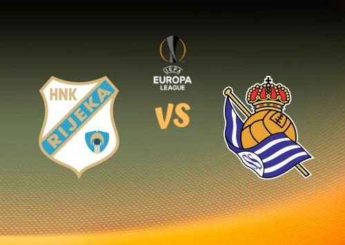Rijeka vs Real Sociedad  Resumen
