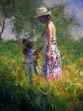 MAY inspiration - Amarys by Robert Hagan.