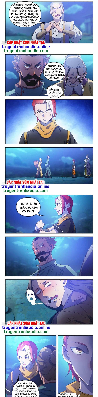 Võ Thần Chúa Tể Chương 535 - Vcomic.net