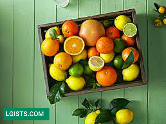 Lemon orange cocktail