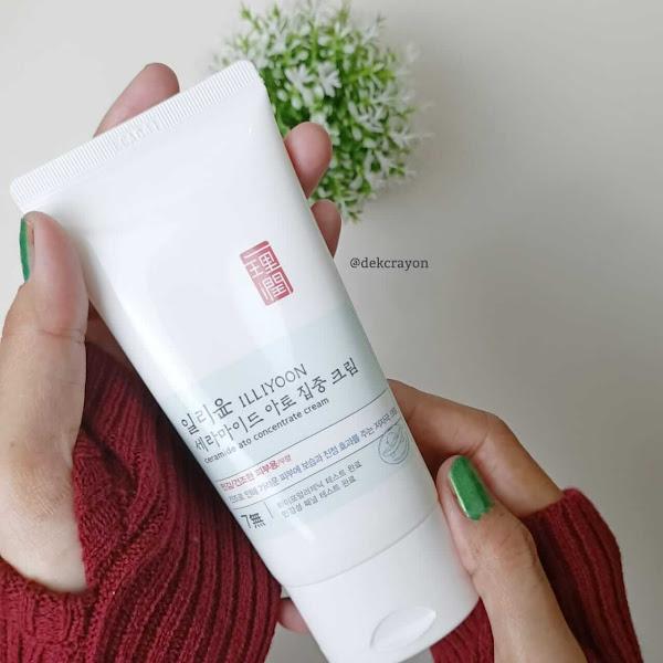 ILLYOON Ceramide Ato Concentrate Cream Untuk Memperbaiki Skin Barrier